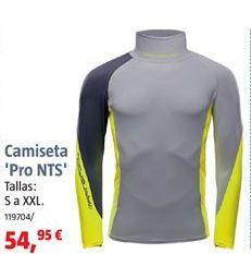 Oferta de Camiseta térmica por 54,95€