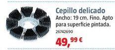 Oferta de Cepillos por 49,99€