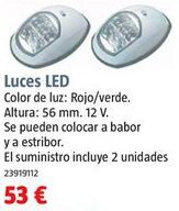 Oferta de Lámpara led por 53€