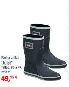 Oferta de Botas de agua por 49,95€