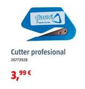 Oferta de Cutter por 3,99€