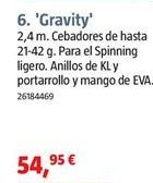 Oferta de Caña de pescar por 54,95€