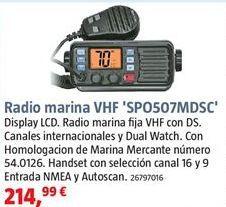 Oferta de Radio por 214,99€