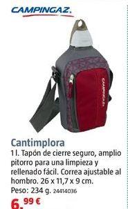 Oferta de Cantimplora campingaz por 6,99€