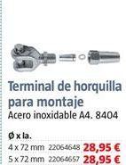 Oferta de Horquilla por 28,95€