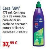 Oferta de Ceras 3m por 37,99€