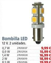 Oferta de Bombilla led por 9,99€