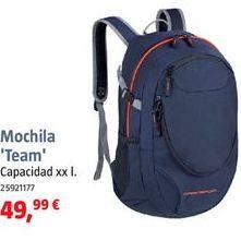 Oferta de Mochila por 49,99€
