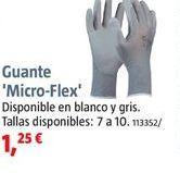 Oferta de Guantes por 1,25€