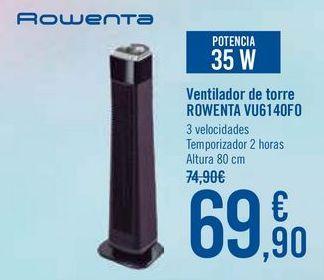 Comprar Ventilador torre en Cornellà | Ofertas y descuentos