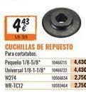 Oferta de Utensilios de corte por 4,43€