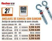 Oferta de Anclaje fischer por 2,25€