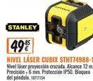 Oferta de Nivel láser Stanley por 49,85€