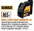 Oferta de Nivel láser Dewalt por 165€