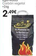 Oferta de Carbón vegetal por 2,49€