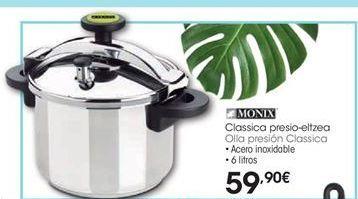 Oferta de Olla a presión Monix por 59,9€