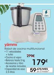 Oferta de Robot de cocina por 179€