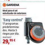 Oferta de Programador de riego Gardena por 29,95€