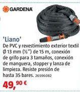 Oferta de Manguera Gardena por 49,9€