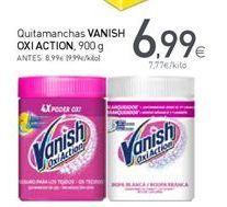 Oferta de Quitamanchas Vanish por 6,99€