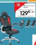 Oferta de Silla de escritorio ANNA por 129€