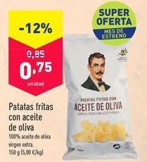 Oferta de Patatas fritas por 0,75€