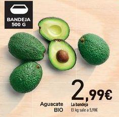 Oferta de Aguacate BIO  por 2,99€