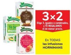 Oferta de En TODAS las infusiones HORNIMANS  por