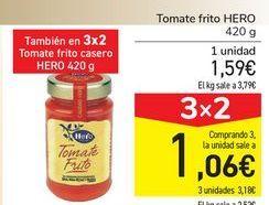 Oferta de Tomate frito HERO por 1,59€