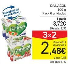 Oferta de DANACOL  por 3,72€