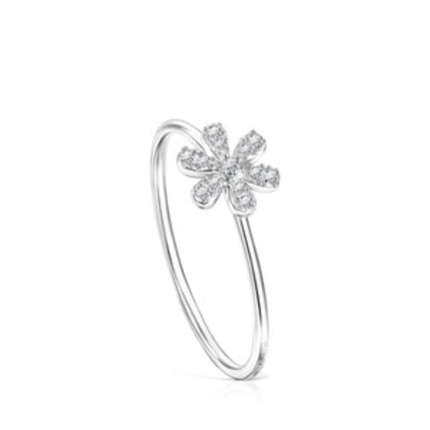Oferta de        Anillo Blume de Oro blanco y Diamantes      por 320€