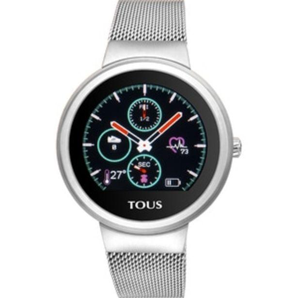 Oferta de        Reloj activity Rond Touch de acero      por 189€