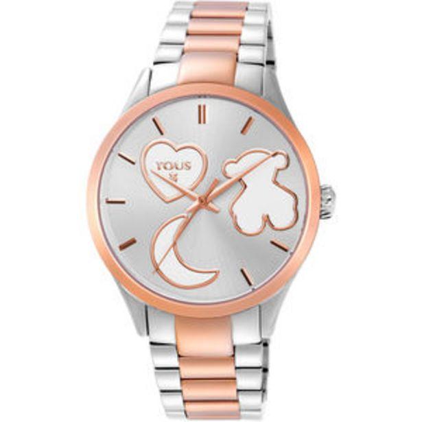 Oferta de        Reloj Sweet Power bicolor de acero/IP rosado      por 185€
