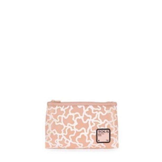 Oferta de        Neceser TOUS Rubber rosa      por 39€