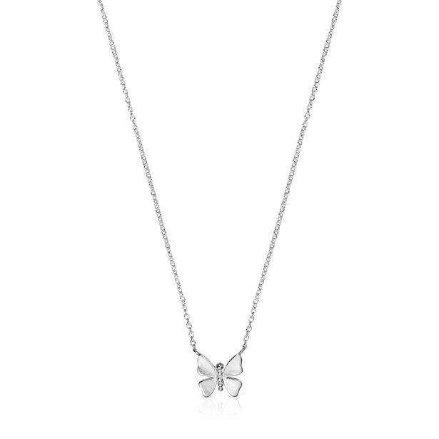 Oferta de Collar Vita mariposa de Plata por 39€