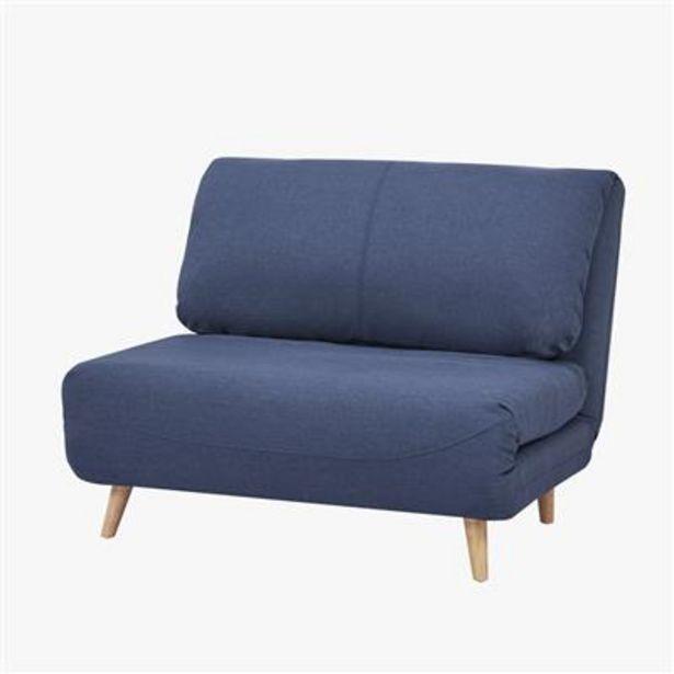 Oferta de Sofá-cama Damon Blue por 329€