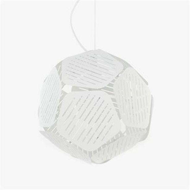 Oferta de Lámpara de Techo Puzzle Pentágono por 39,99€