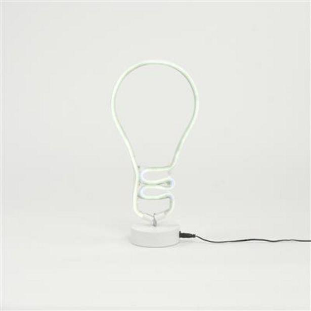 Oferta de Bombilla LED 17x37 cm por 8€