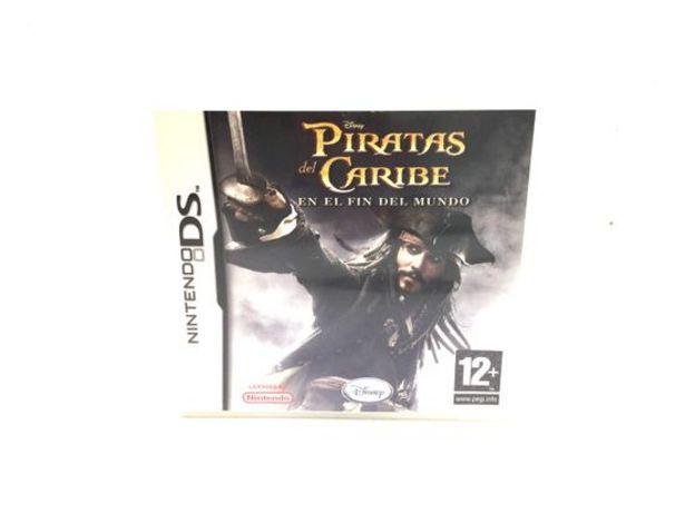 Oferta de Los piratas del caribe 3 nds por 8€