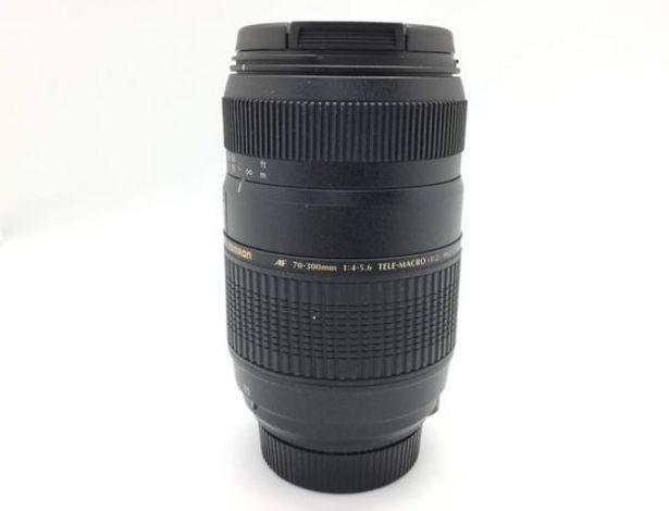 Oferta de Objetivo tamron tamron af 70-300mm f/4-5.6 di ld macro 1:2 por 97,95€