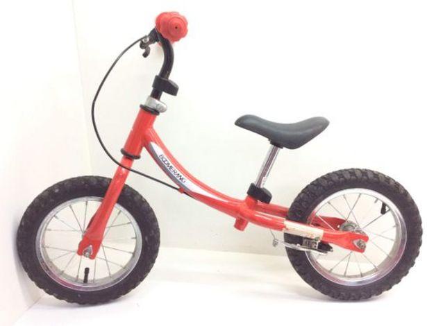 Oferta de Bicicleta niño otros roja por 21,95€