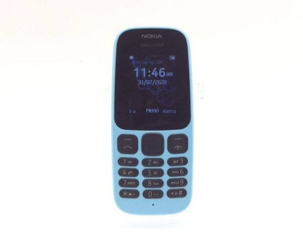 Oferta de Nokia 105 por 16,95€