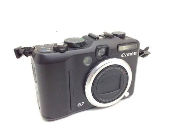 Oferta de Camara digital compacta canon g7 por 89,85€