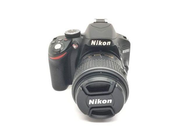 Oferta de Camara digital reflex nikon d3200+af-s dx 18-55mm 1:3.5-5.6g vr por 268,95€