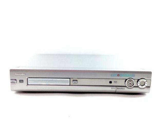 Oferta de Reproductor grabador dvd philips dvdr70/001 por 20,95€