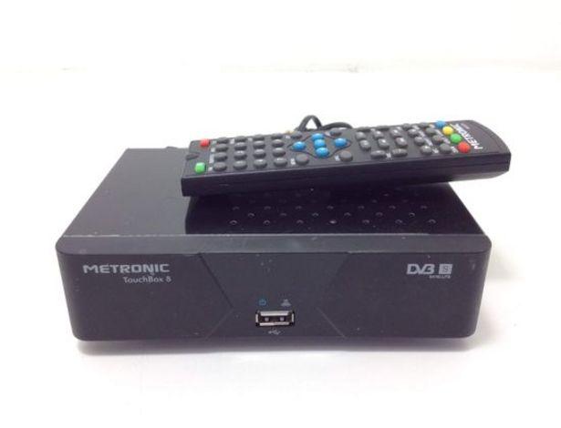 Oferta de Receptor satelite otros touchbox 8 por 25€