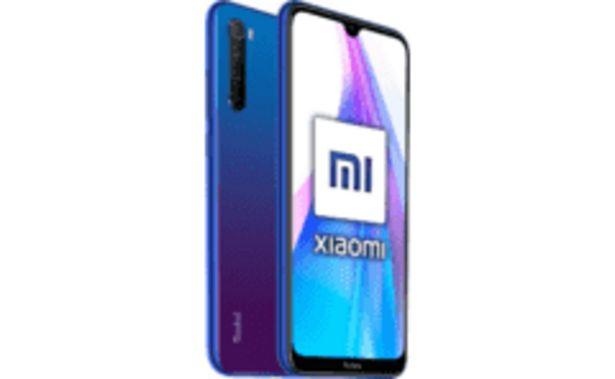 """Oferta de REACONDICIONADO Móvil - Xiaomi Redmi Note 8T, Azul, 64 GB, 4 GB RAM, 6.3"""" Full HD+, Snapdragon 665, 4000 mAh por 159,2€"""