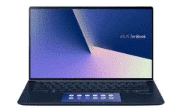 """Oferta de REACONDICIONADO Portátil - ASUS ZenBook 14 UX434FAC-A5058T, 14"""" FHD, i5-10210U, 8GB, 512 GB SSD, W10 por 783,2€"""