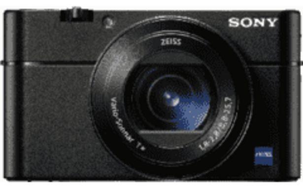 Oferta de REACONDICIONADO Cámara compacta - Sony RX100 V, Sensor tipo 1.0, 21 Mpx, F1.8 - 2.8 por 719,2€