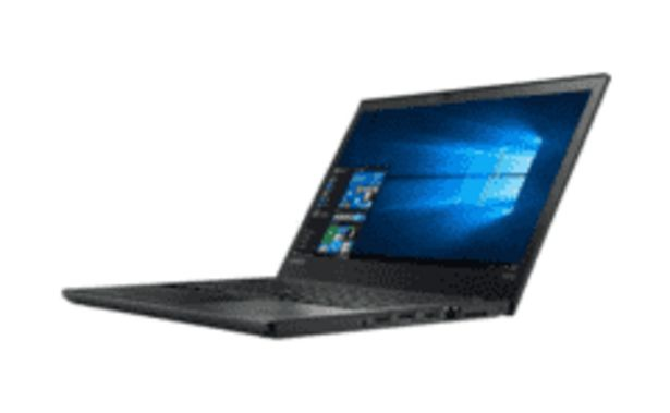 "Oferta de REACONDICIONADO Portátil - Lenovo ThinkPad T470, 2.70GHz, Intel® Core™ i7-7500U, 14"", 1920x1080p, 8GB RAM, SSD por 1499,2€"